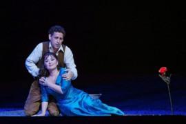 Una Lucia per il tenore. Il debutto di Juan Diego Flórez nel ruolo di Edgardo