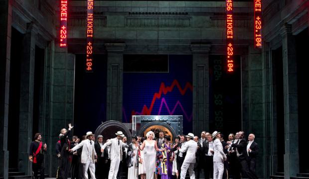 La Vedova allegra al San Carlo diventa un musical anni '30