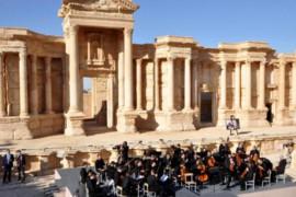 Vladimiro in Palmira, o «The Power of Musicke»