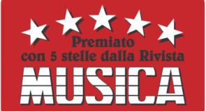 I 5 stelle di MUSICA