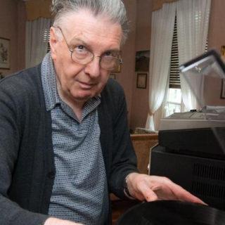 Giorgio Gualerzi, il gentiluomo sorridente