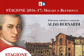 Mozart e Beethoven nella Chiesa di San Marco di Milano