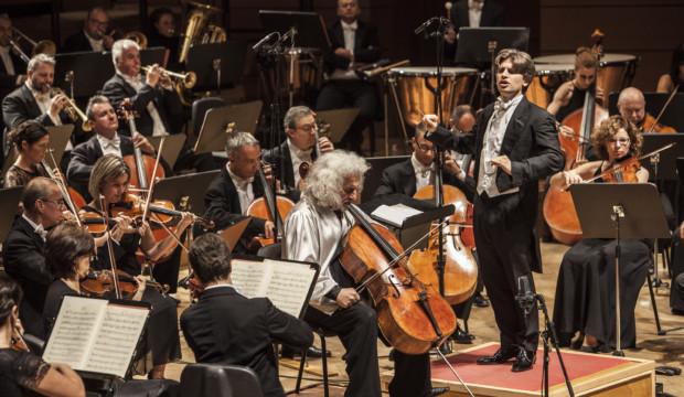 Il violoncello di Maisky apre la stagione dei Pomeriggi