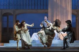 Le Nozze al San Carlo: il trionfo del teatro