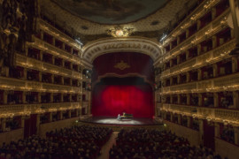 Il debutto al San Carlo di Daniel Barenboim