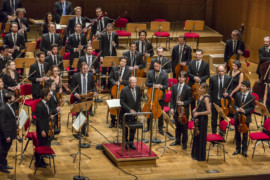 La Mozart rinasce a Lugano con Haitink