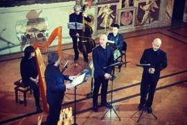 """Il fascino del divino Claudio per """"Liederiadi"""""""