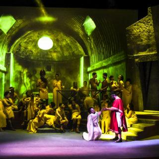 Una rarità a quattro mani: Giove a Pompei