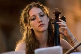 Erica Piccotti, talento del violoncello, in concerto a Venezia