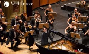 Ezio Bosso a Trieste, il trionfo di un direttore vero