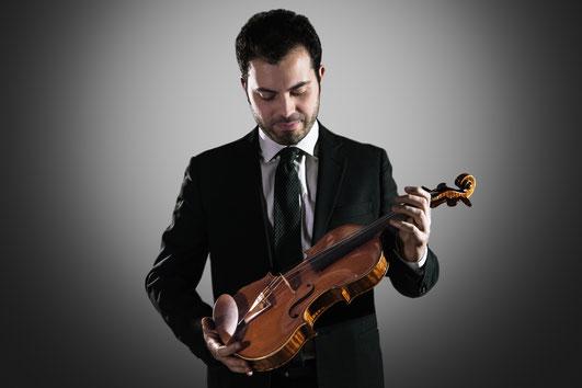 Riscrittura e contaminazione: il violino secondo Alessandro Cazzato