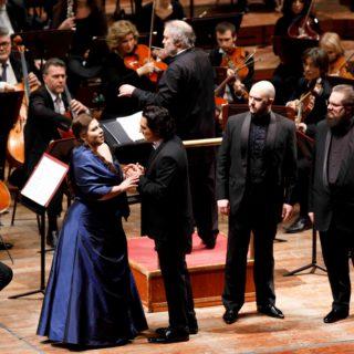 Trionfa l'ultimo Ciaikovski con Gergiev a Roma