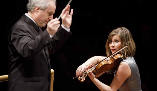 La Batiashvili trionfa a Roma con Prokofiev