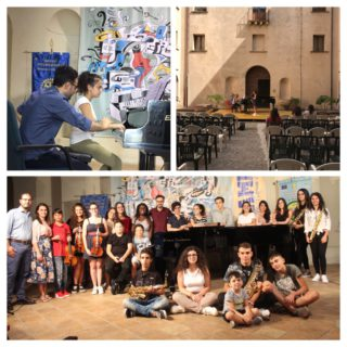 Formazione e riscoperta al Campus Musica Acri 2018