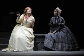 Il successo di Gilda Fiume come Lucia a Salerno