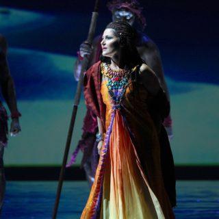 """L'Aida """"senza scene"""" del Carlo Felice"""