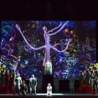 Turandot visionaria a Palermo, salvata dal podio