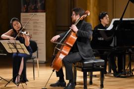 """A Trieste lo spessore """"sinfonico"""" del Trio Gaon"""