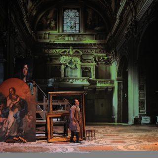 A Salerno una Tosca di grande efficacia drammatica
