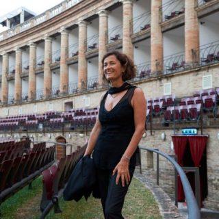 Territorio e internazionalità: lo Sferisterio per Barbara Minghetti