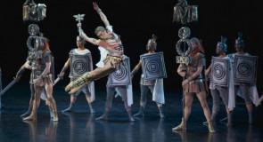Spartacus, dal Kazakistan con furore