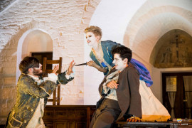 Le avventure di un Barbablù pugliese in un'opera nuova di zecca