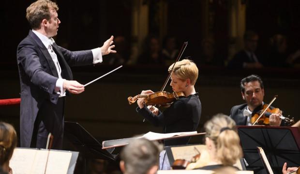 La Faust e Harding esaltano il Concerto di Britten