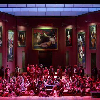 Fischi alla Scala per il Trovatore al museo