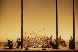 """""""Tutte le età sono soggette all'amore"""": uno splendido Onegin a Roma"""