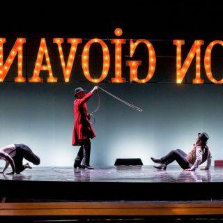 A Trento un Don Giovanni senza tempo e spazio