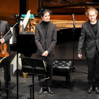 Il Trio Chagall conquista Trieste