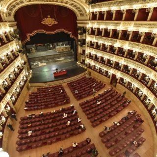 Un programma all stars per la riapertura del San Carlo di Napoli