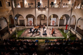"Prosseda apre ""Pietrasanta in Concerto"""