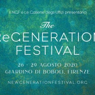 The ReGeneration Festival: un nuovo Rinascimento a Firenze