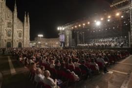 La Filarmonica torna in Piazza Duomo con Chailly e Vengerov