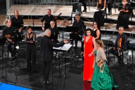 Il dramma di Didone fra cielo e mare a Ravello