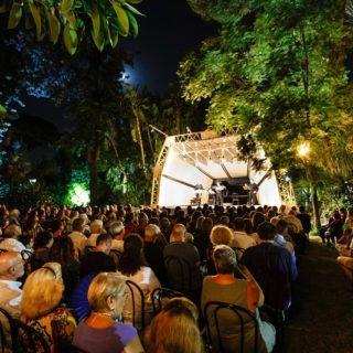Torna Villa Pennisi in Musica (con un omaggio a Bosso)