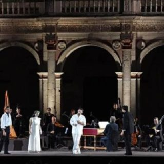 A Spoleto il Festival rinasce con Orfeo
