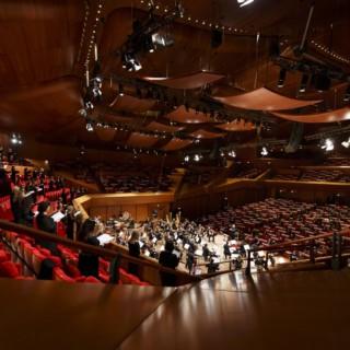 Bruckner e Mahler per l'apertura di Santa Cecilia
