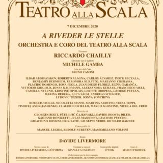 Un 7 dicembre in concerto per la Scala