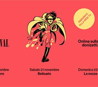 Il Donizetti Opera non si ferma e crea una web tv