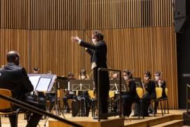 Un'inaugurazione di qualità con Caldi e l'Orchestra UniMi