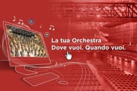 La rivoluzione digitale dell'Orchestra Verdi