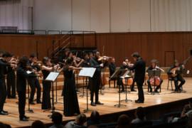 """La """"bella gioventù"""" dell'Orchestra del Conservatorio di Milano"""
