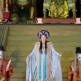 Il trionfo areniano della Netrebko in Turandot