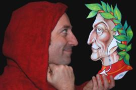 Il premio Dante Alighieri a Luigi Maio