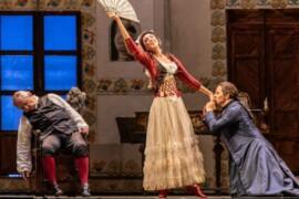 """Un Barbiere """"di qualità"""" chiude il Regio Opera Festival"""