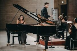 Un'apoteosi della musica con la Canova, Pagano e la Campaner