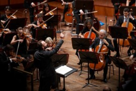 """Un piacer serbato ai saggi"": Brahms, Giltburg e Petrenko"