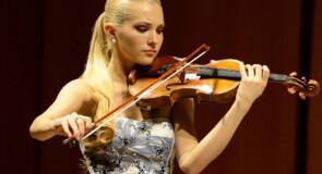 Anastasiya Petryshak in concerto a Milano per VIDAS